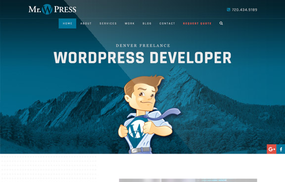 Mr. WPress Web Design