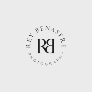 Rey Benasfre Photography Logo Option