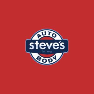 Steve's Auto Body Logo Option