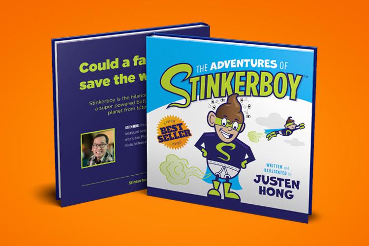 Stinkerboy Branding