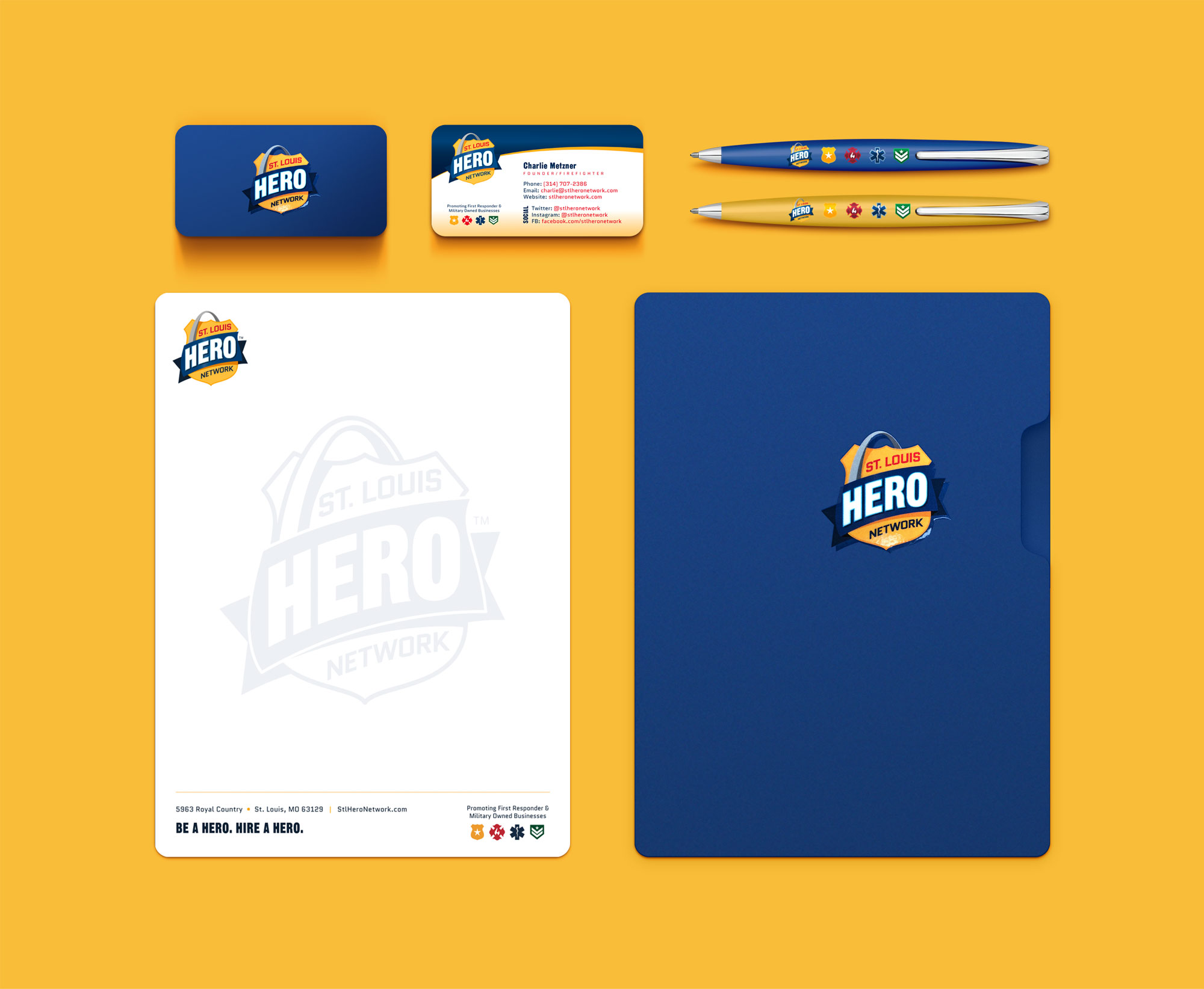 hero-identity-design