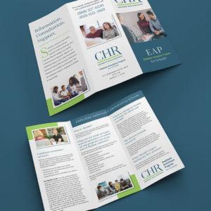 CHR-trifold-brochure-design