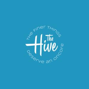 The Hive Final Logo Seal