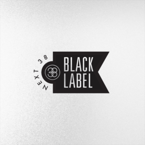 Next 38 Black Label Logo