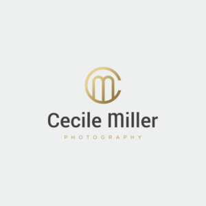 Cecile Miller Logo Option