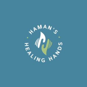 man's Healing Hands logo