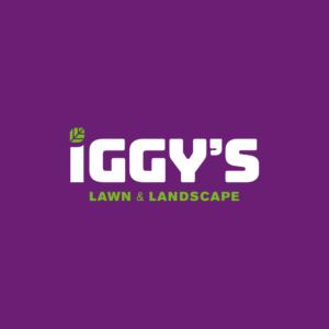 Iggy's Lawn & Landscape Logo