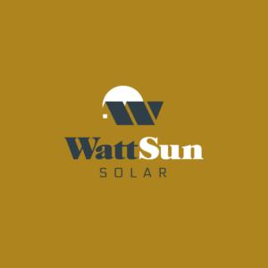 WattSun Logo Option