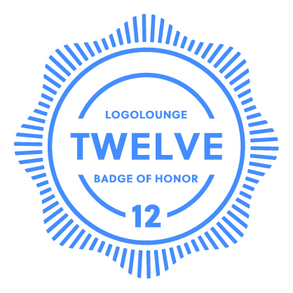 LogoLounge 12- badge of honor