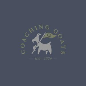 Coaching GOATS Logo Option 1