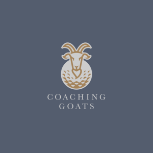 Coaching GOATS Logo Option 3