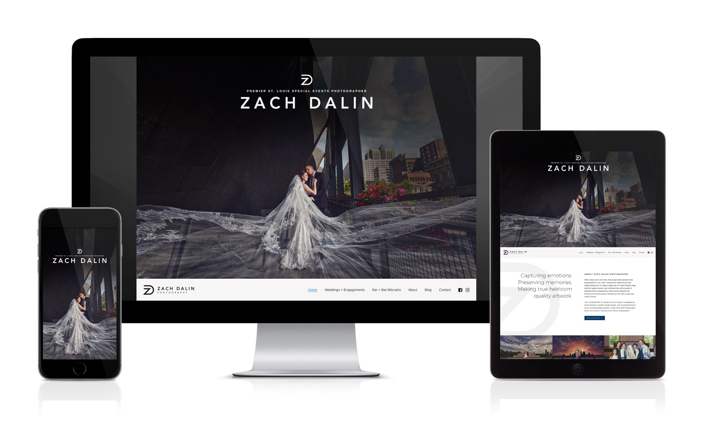 Zach Dalin Website