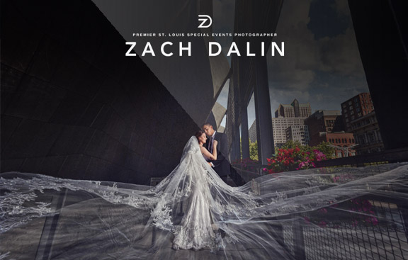 Zach Dalin WordPress Website Design