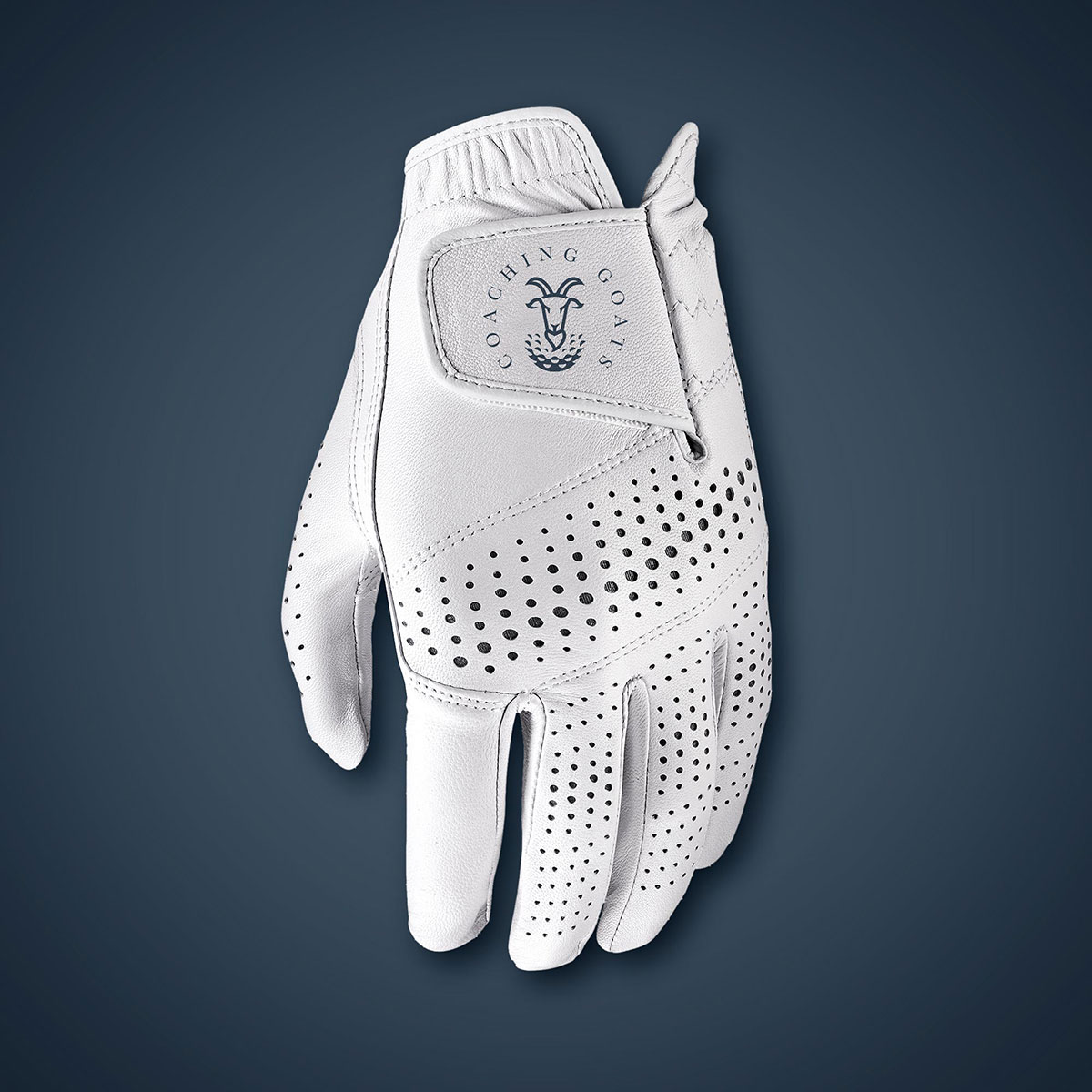 goat golf glove design