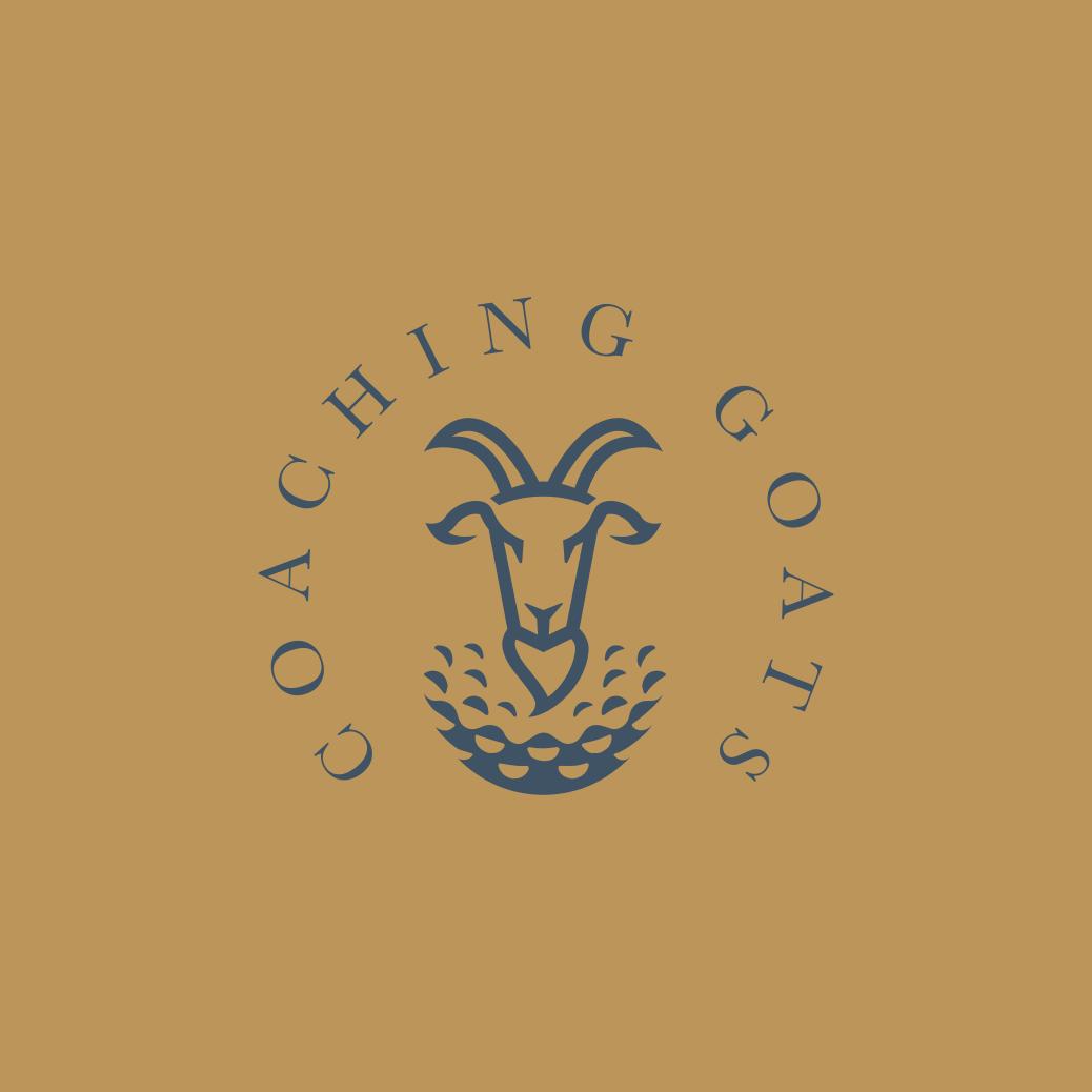 goats logo design