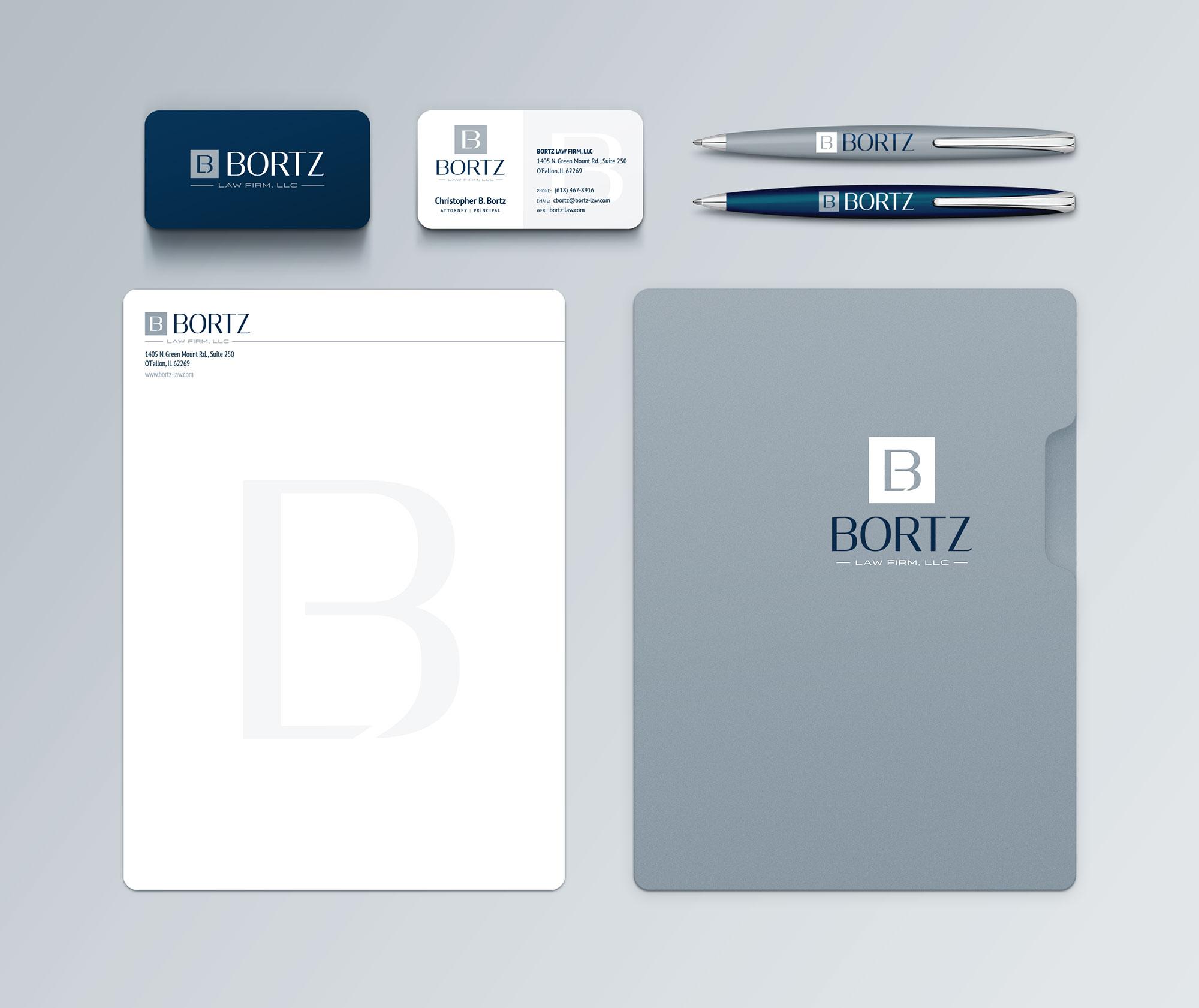 Bortz-identity-design