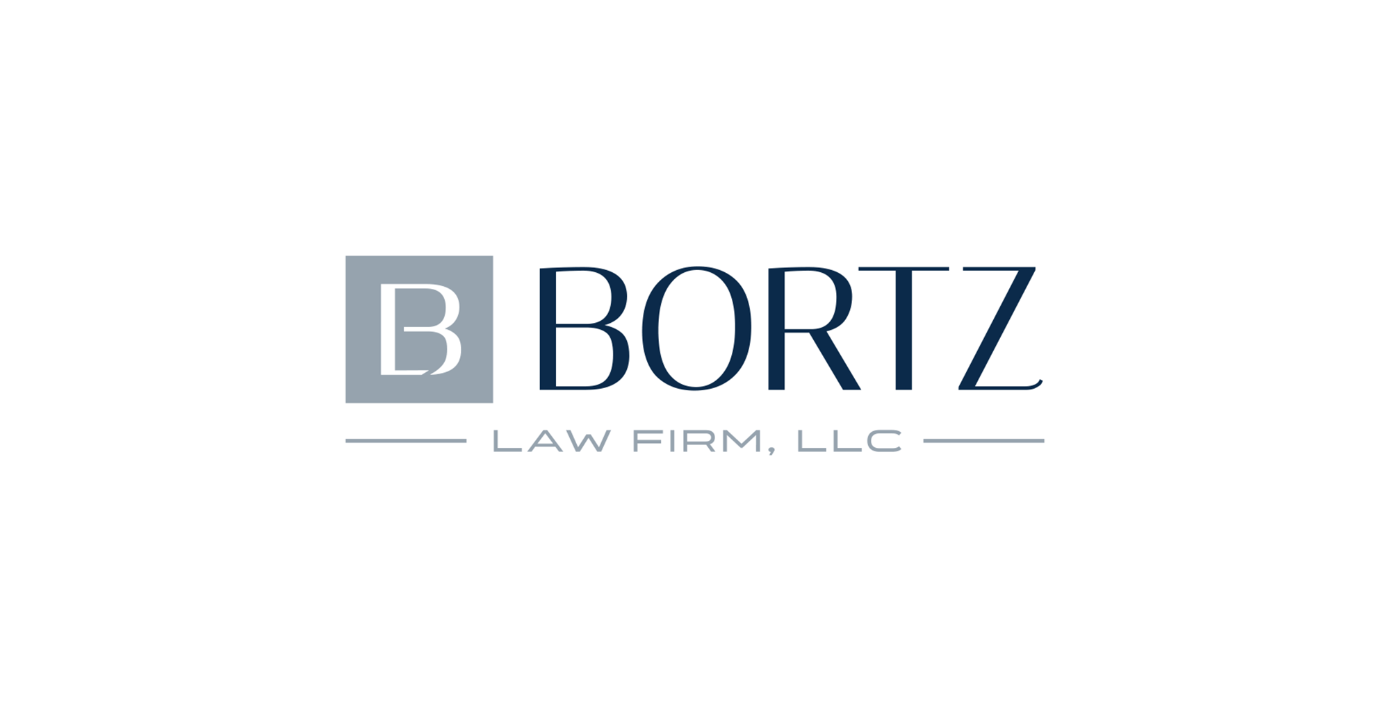 bortz-law-logo-design