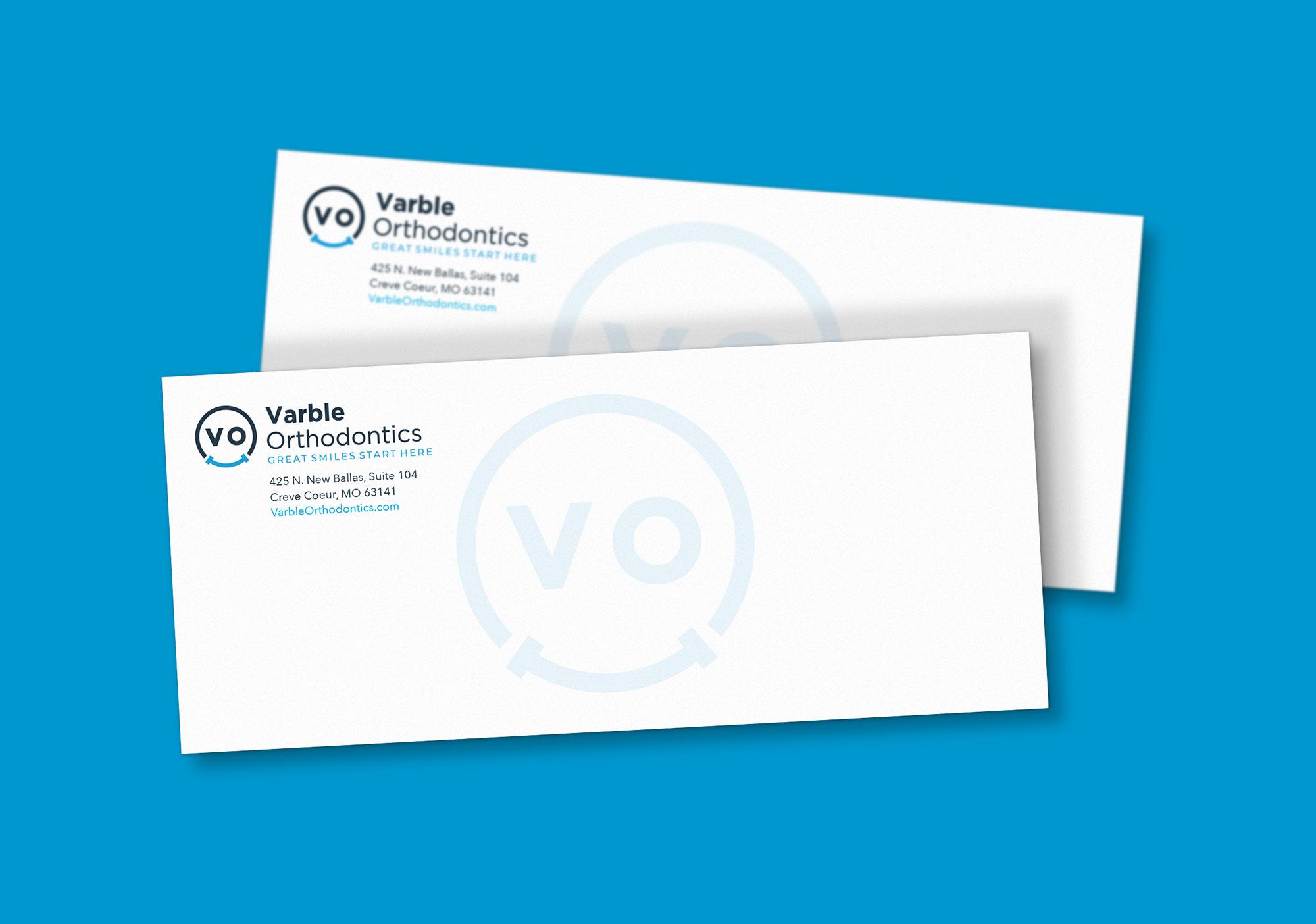 Varble envelopes design