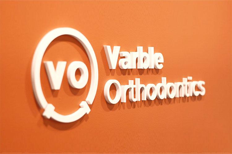 V orthodontics branding