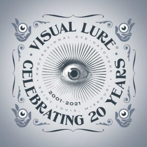 Visual Lure 20th Anniversary Logo