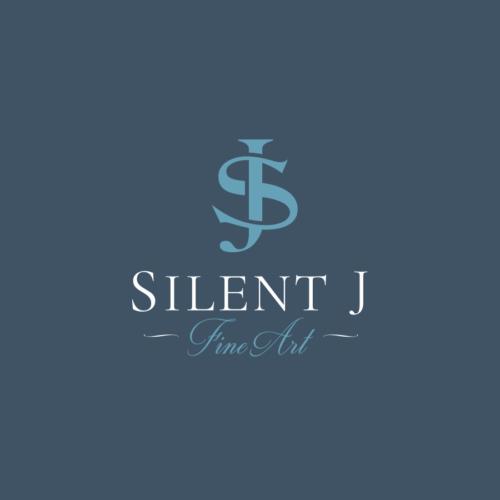 Silent J Fine Art Final Logo