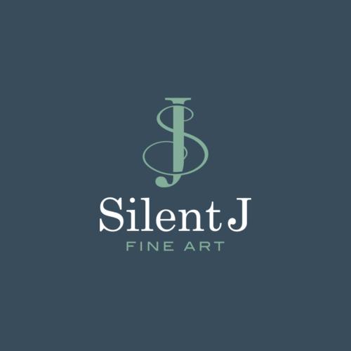 Silent J Fine Art Logo Option