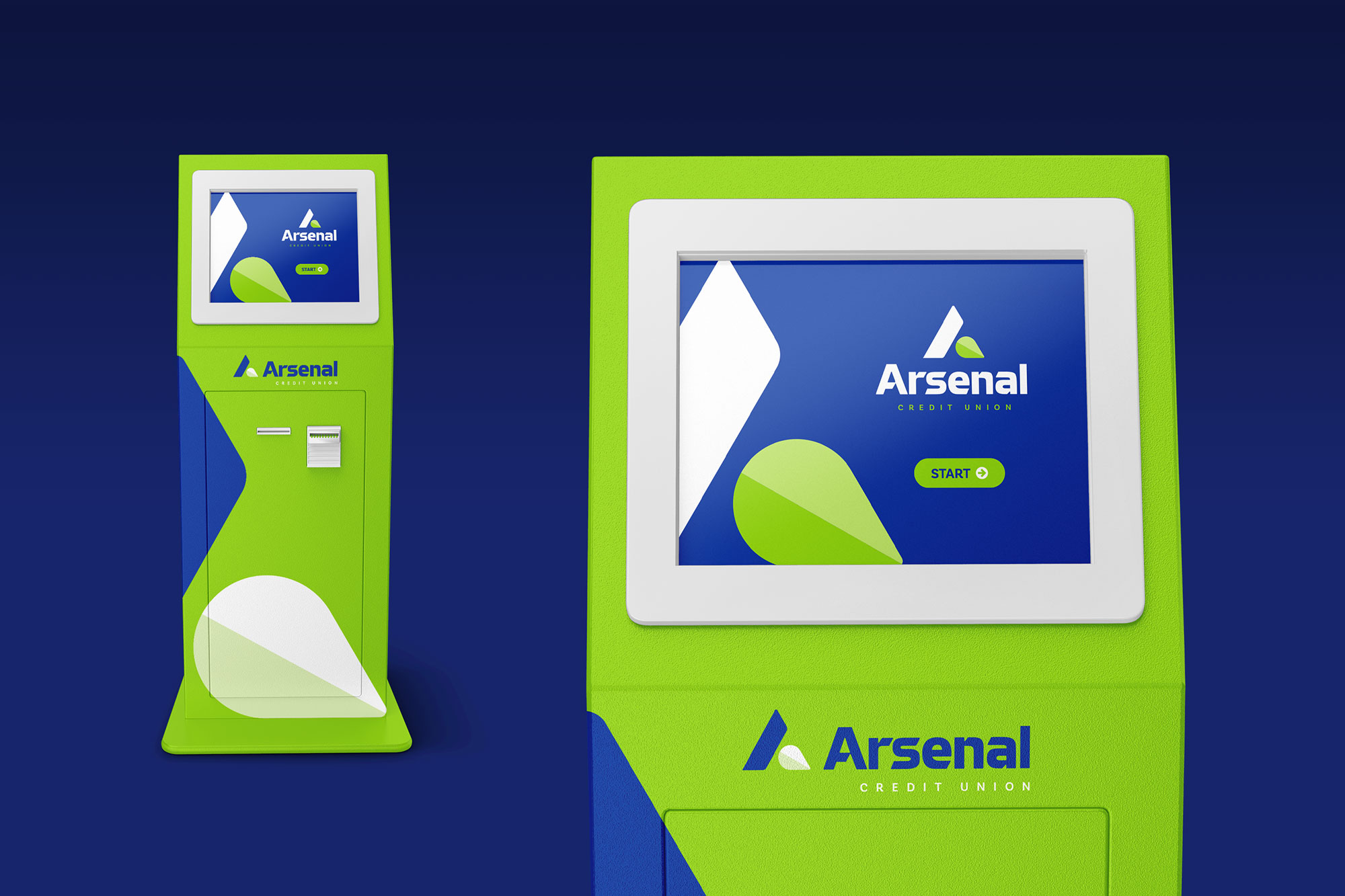 Arsenal-ATM-design