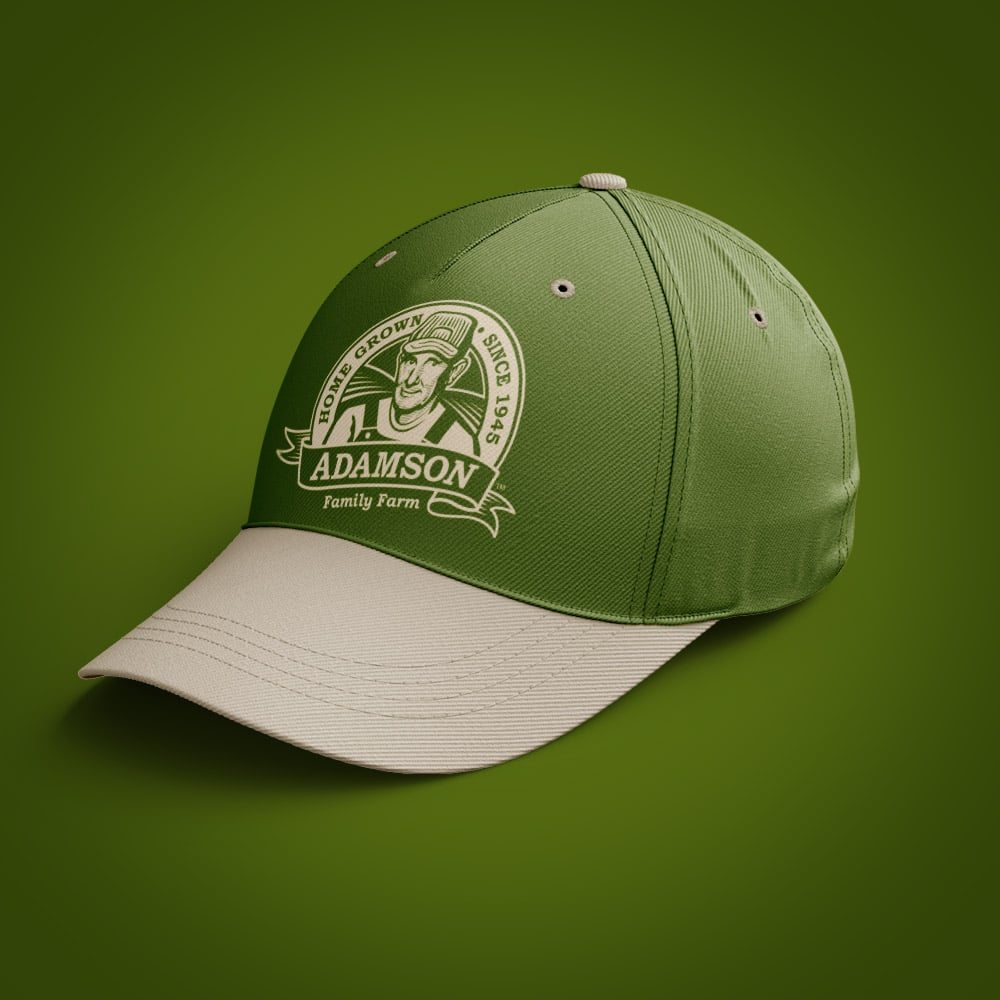 adamson graphic design hat 2