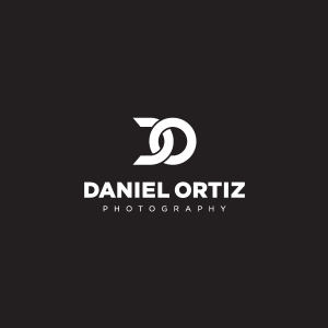 Logo design option for Daniel Ortiz Photography