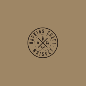 final logo design for craft whiskey
