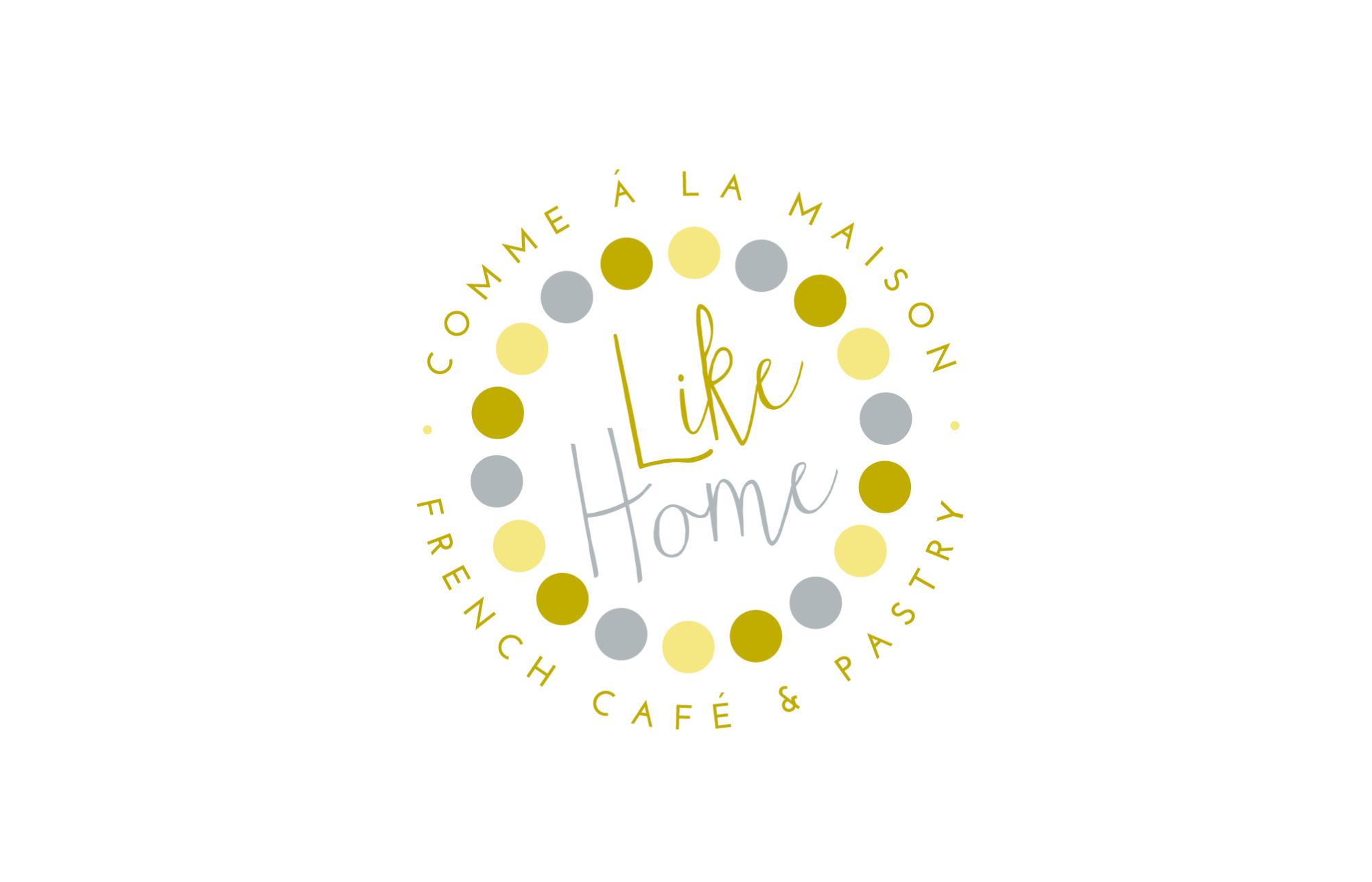 LikeHome-logo-design