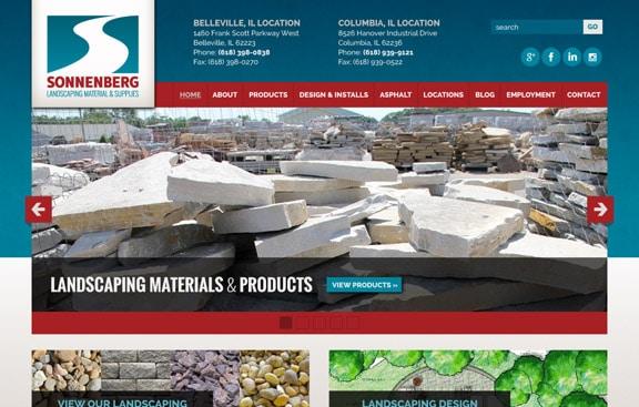 Sonnenberg-web-design