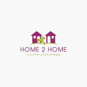 Logo design option for Home 2 Home Canine Orphanage