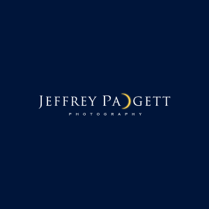 Final logo design option for Jeffrey Padgett Photography
