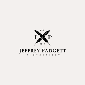 Jeffery Padgett Photography logo design option